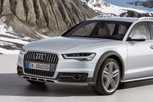 Audi A6 Allroad quattro FL oficjalnie