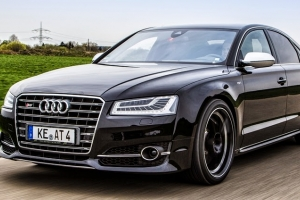 Tuning: Audi S8 od ABT