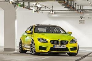 800-konne BMW M6 Gran Coupe