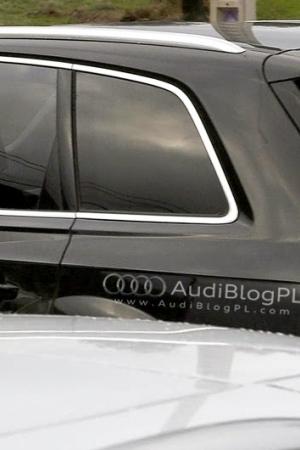 SpyShots: Audi Q7