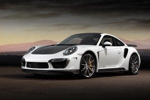 TopCar Porsche 911 Turbo – zmienione w 90%