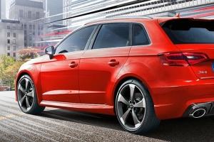 Audi RS3 oficjalnie