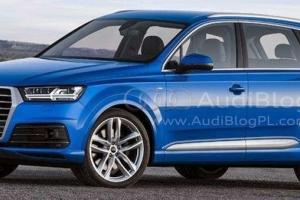 Przeciek: Audi Q7 [Zdjęcia]