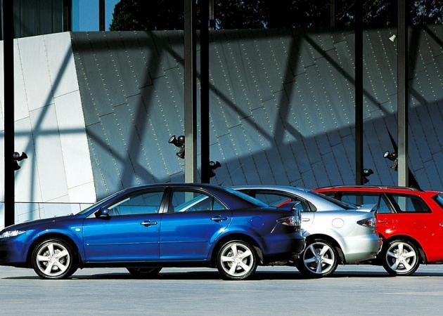Mazda 6 I (2002-2007). Sprawdzamy jej największe wady i zalety