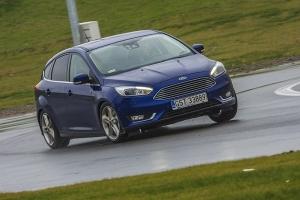 Nowy Ford Focus 1.5 ECOBOOST [pierwsza jazda]