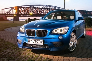 BMW X1 28i xDrive [test]