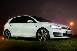 Volkswagen Golf VII GTI [test]