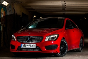 Mercedes CLA250 4Matic [test]