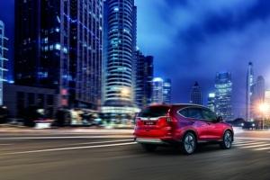 Oto Honda CR-V po faceliftingu
