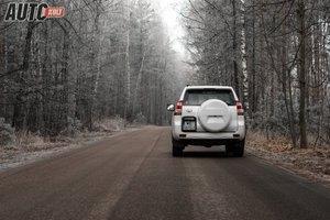 Krótka Toyota Land Cruiser 150 3.0 D-4D - test [galeria]