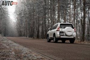 Krótka Toyota Land Cruiser 150 3.0 D-4D - test