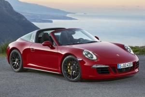 Porsche 911 Targa 4 GTS oficjalnie