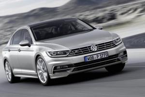 Nowy VW Passat CC zadebiutuje w Genewie