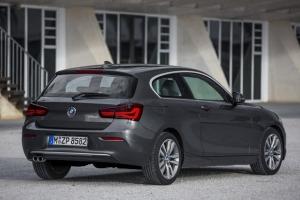 Nowe BMW serii 1 2015 [Facelift]