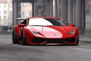 Lamborghini Huracan od Liberty Walk [tuning]