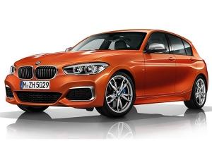 Nowe BMW M135i po faceliftingu [zdjęcia]