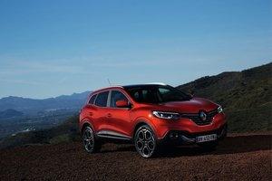 Renault Kadjar – Qashqai po francusku