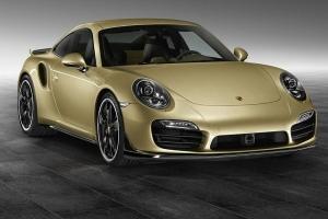 Nowy aerokit dla Porsche 911 Turbo i Turbo S