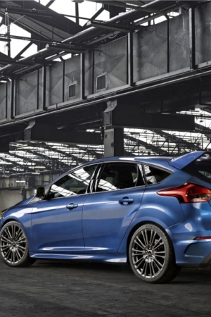 Nowy Ford Focus RS już oficjalnie. 320 KM i napęd na cztery koła