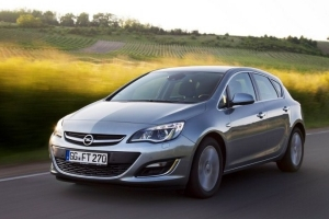 Opel Astra 1.6 CDTI zużywa teraz mniej paliwa