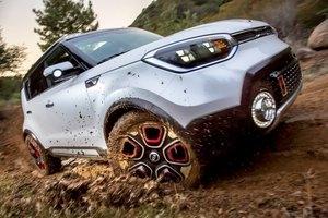 Kia Trail'ster – hybrydowe AWD