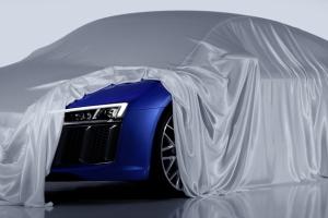 Teaser: Audi R8
