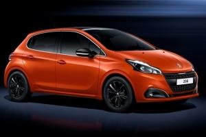 Peugeot 208 facelift oficjalnie [zdjęcia]