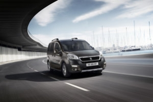 Peugeot Partner 2015 – druga część odświeżania