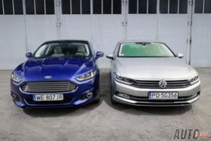 Ford Mondeo vs Volkswagen Passat - porównanie katalogowe - test [cz. 1]