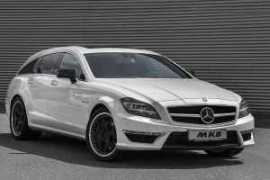 Mercedes CLS 63 AMG P700 od MKB [tuning]