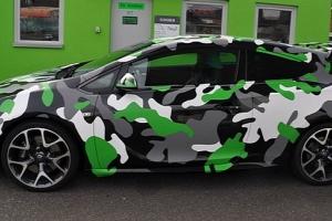 Opel Astra OPC przyjmuje wojskowe barwy