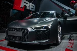 Nowe Audi R8 [Genewa 2015]