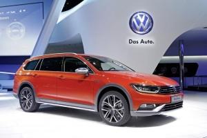 Volkswagen Passat Alltrack [Genewa 2015]
