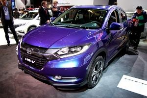 Honda HR-V [Genewa 2015]