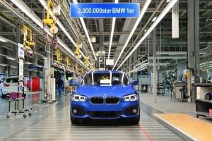 BMW rozpoczęło produkcję nowej serii 1