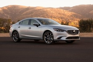 Mazda 6 - Sztuka na kołach