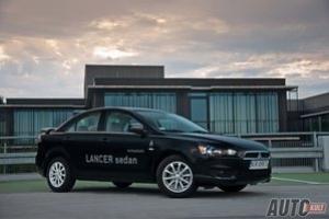 Mitsubishi Lancer nie doczeka się następcy