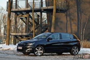 Peugeot 308 1,6 e-HDI - test [galeria]