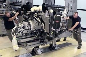 Zobacz jak powstawało Bugatti Veyron Grand Sport Vitesse La Finale