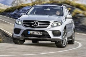 Mercedes GLE 2016 oficjalnie [zdjęcia]