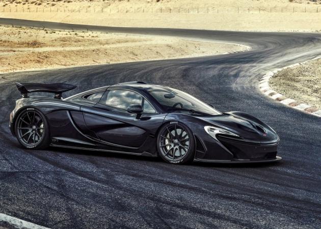 McLaren P1. Rekordowe osiągi dzięki zastosowaniu silnika elektrycznego