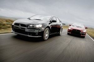Koniec Mitsubishi Lancera Evolution X już w tym roku?
