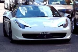Inwazja Ferrari 458 Italia [wideo]