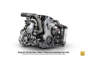Nowy silnik wysokoprężny Renault – 1,6 dCi Twin Turbo i 160 KM