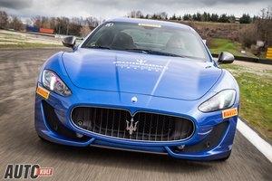 Maserati Granturismo MC Sport Line – test, opinia, spalanie, cena