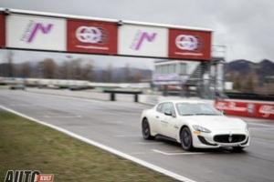 Maserati Granturismo MC Sport Line – galeria zdjęć