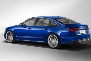 Przedłużone Audi A6 L e-tron tylko dla Chińczyków [zdjęcia]