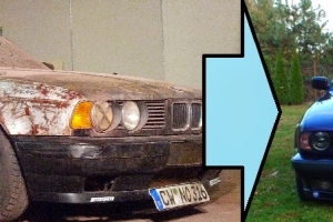 Extreme Car Makeover: Bebok edition!