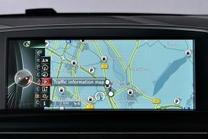 Nawigacja w standardzie BMW w Wielkiej Brytanii