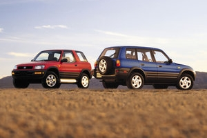 Używana Toyota RAV4 2,0 [1995-2000] - SUV na każdą kieszeń - poradnik kupującego